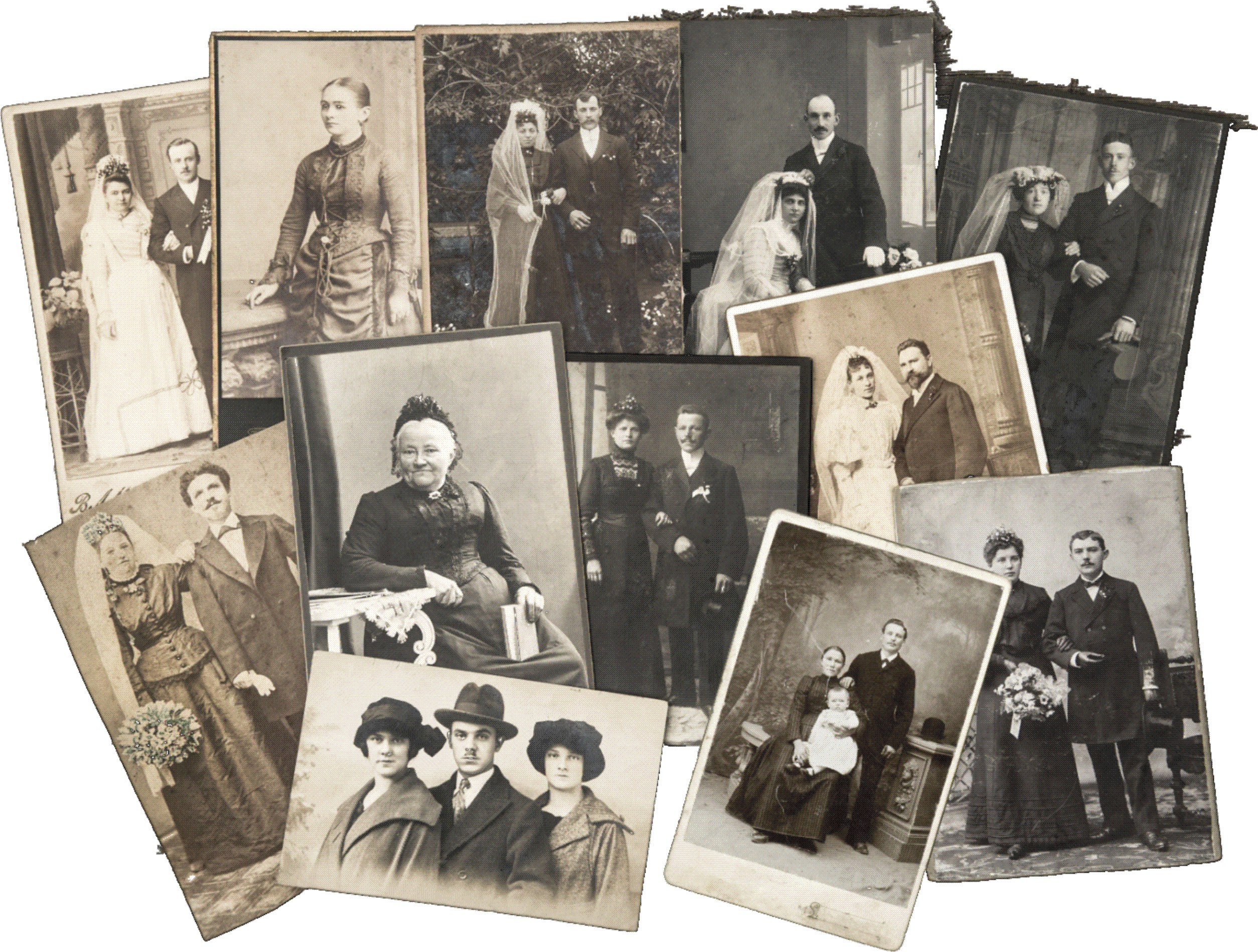 Main Genealogy Group