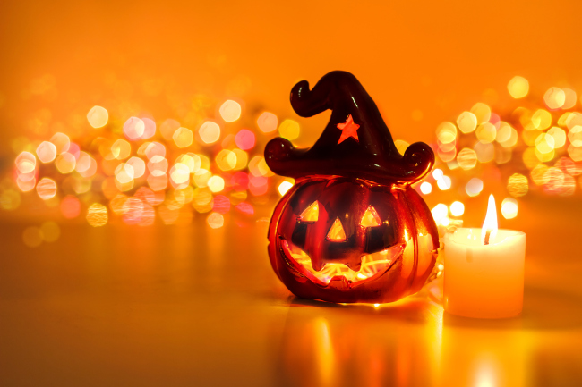 halloween party snacks video