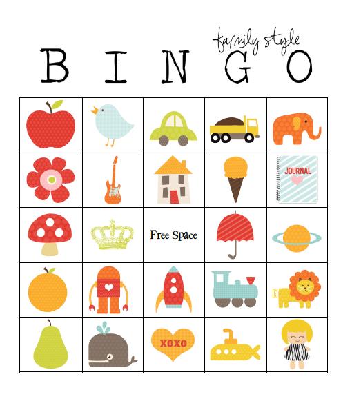 Main Wow! Wednesday: Kids Bingo!