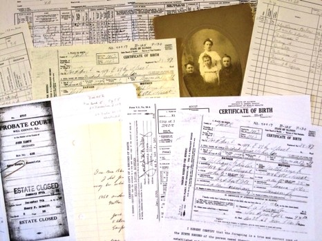Zoom: Organizing Your Genealogy Research w/Julie Olin