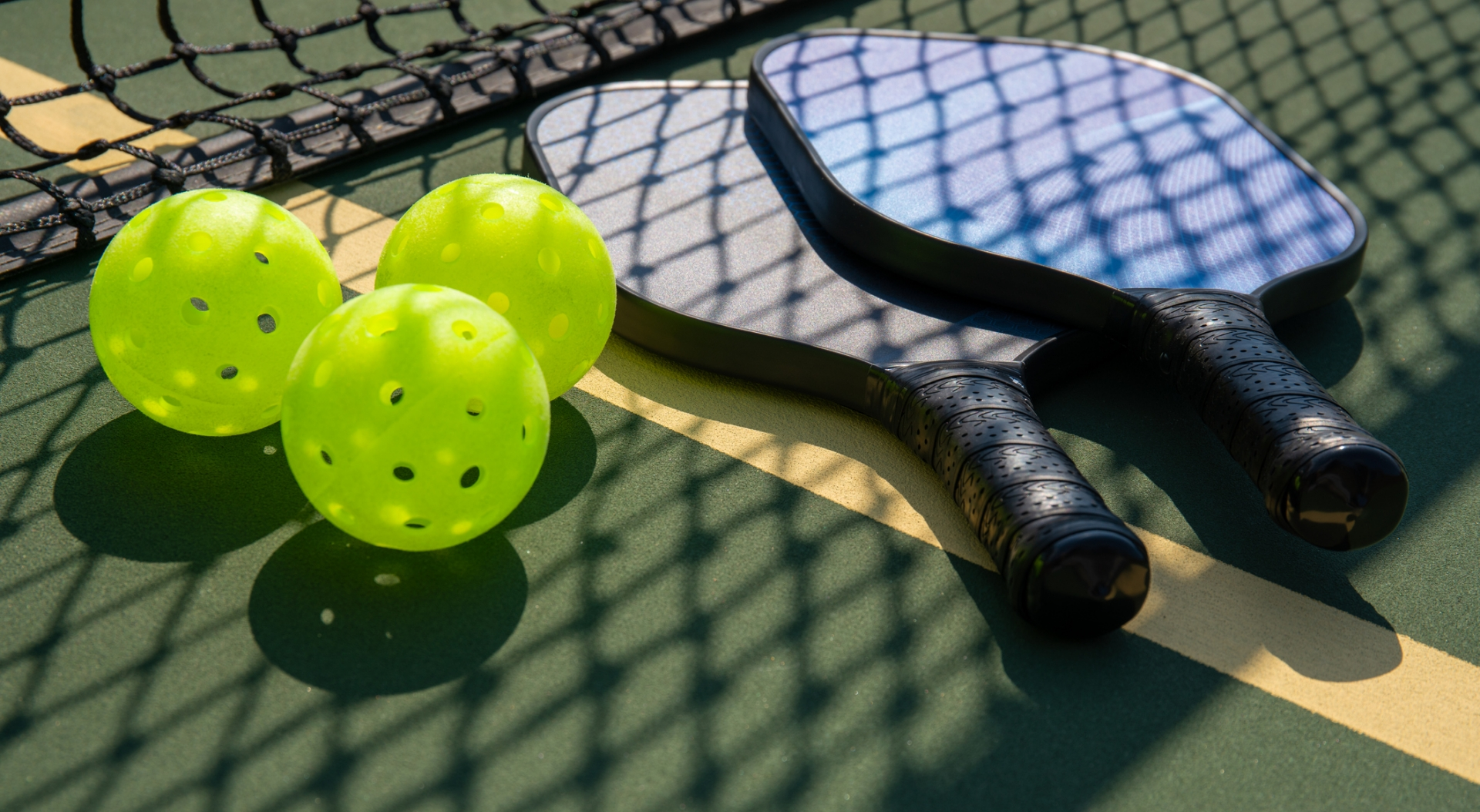 Wow! Wednesday: Jackie Freeman Pickleball @ the library